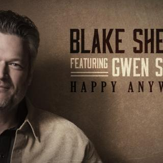 "BLAKE SHELTON'S ""HAPPY ANYWHERE"" TOPS COUNTRY DIGITAL SONG SALES CHART WITH NEARLY 27,000 TRACKS SOLD"