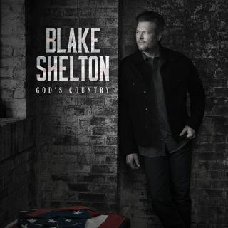 "BLAKE SHELTON DEBUTS NEW SINGLE ""GOD'S COUNTRY"" ON MARCH 29"