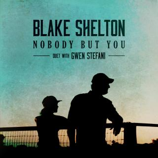 "BLAKE SHELTON, GWEN STEFANI TAKE ""NOBODY BUT YOU"" TO TOP OF BILLBOARD COUNTRY AIRPLAY CHART"