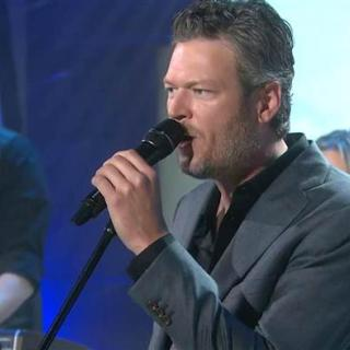 "Blake Performs ""Came Here To Forget"" On TODAY"